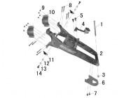 N°2 - Bras oscillant