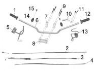N°4 - Câble de starter