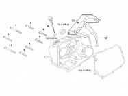 N°13 - Commande d'embrayage - 125cc