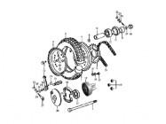 N°9 - Couronne de transmission - 50cc
