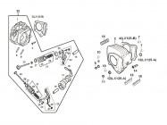 N°32 - Culasse complète - 125cc