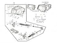 N°31 - Culasse complète - 50cc