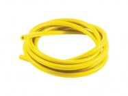 Durite à essence 4mm - 1m - Jaune