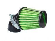 Filtre à air - 28/35mm - Coudé - CARENZI - L