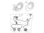N°4 - Kit frein arrière complet