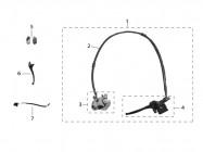 N°1 - Kit frein avant