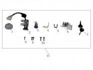 N°11 - Kit serrure