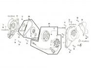 N°23 - Rotor + Stator - 50cc