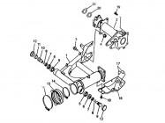 N°10 - Vis de bras oscillant - Droit