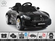Voiture électrique enfant KINGTOYS - Mercedes GT-R AMG 70W - Noir