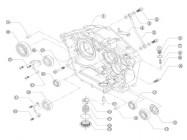 FIG. 04 - Carter moteur droit