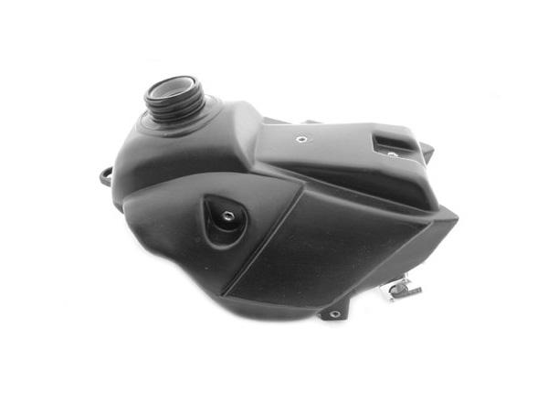 Domilay R/éServoir de Carburant-Essence DEssence de Gaz en Plastique de Moto pour KLX110 KLX 110 KX65 RM65 KX RM 65 DRZ110 DRZ110 02 03 04 05 06 07