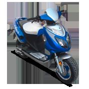 Pièces Détachées Scooter 50cc / 2T JONWAY FRIZLY