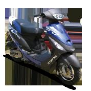 Pièces Détachées Scooter 50cc / 4T WANGYE SCOOT