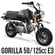 Pièces détachées d'origine Gorilla SKYTEAM 50/125cc