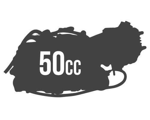 Pièces moteur SKYTEAM 50cc