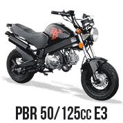 Pièces détachées d'origine PBR SKYTEAM 50/125cc