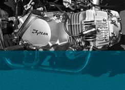 Pièces Moteur 50cc - Moto Dax / Bubbly / Monkey / Gorilla / PBR SKYTEAM