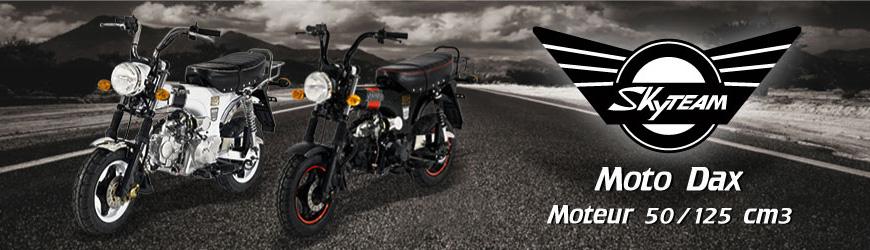 Véhicules Gamme Moto DAX Skyteam 50/125 cm3