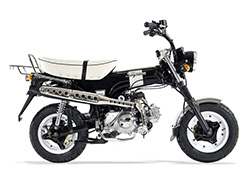 Pièces Moto DAX SKYTEAM 50/125 - Vue Eclatée FIG. 03 - Electricité