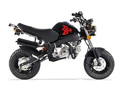 Pièces Moto PBR SKYTEAM 50/125 - Vue Eclatée N°7 - Pontet supérieur