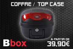 Gamme Coffre / Top Case B-BOX