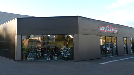 Magasin New Motorz - Montbazon